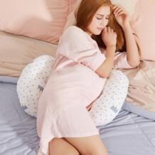 Для беременных Талия боковые подушки U формы многофункциональный пресса подушки для кормления для беременных подушки для беременных 76*40*13 см Прекрасный Pad No name 32918240620
