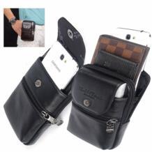 Чехол-сумка из натуральной кожи с ремешком на застежке из поясная сумка кошелек чехол для Blackview bv6000 BV6000S 4,7 дюйма Телефон Бесплатная Прямая доставка gold coral 32684132739
