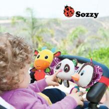 Детские погремушки со звуковым светом милые три животных детская прогулочная коляска игрушка 0 + месяц музыка плюшевая кровать мягкая игрушка HAPPY MONKEY 32792827321