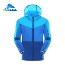 Лидер продаж Новое поступление Лето наружное обрастания мужчин быстросохнущая манто Homme кожи куртка легкая Защита от солнца пальто No name 32629493207