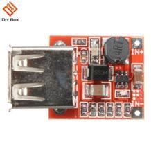DC-DC конвертер Step Up Повышение Питание Модуль Регулируемый 2,5-6 V до 4-12 V 1A плата для зарядного устройства USB для телефона MP3/MP4 diymore 32663334174