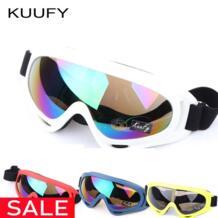 Цвет Профессиональный Снег ветрозащитный X400 УФ ProtectionOutdoor спортивные анти-туман лыж очки сноуборд коньки лыжи очки KUUFY 32790364273