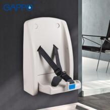 GAPPO для места отдыха поверхностного монтажа безопасности ребенка для общественных туалетов Настенный Складной Стул No name 32879704046