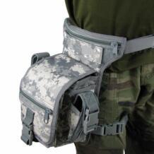 Военная Униформа поясная для оружия коллекция Тактический Спорт на открытом воздухе езды ног сумка водостойкие падение утилита бедро Free Knight 32691206039