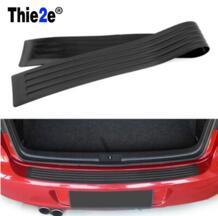Автомобильная задняя наклейка для бампера против потертости защитная накладка подоконника для Mitsubishi ASX/Outlander/Lancer Evolution/Pajero/Eclipse/Grandis Thie2e 32794000450