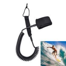 10 футов доска для серфинга поводок серфинг стопы Поводок Веревка веслом доска для серфинга поводок витой шнур Запястье лодыжки безопасности поворотный поводок JETTING 32813569731