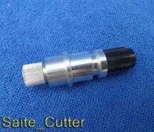 Бесплатная доставка 6 шт. 45 GRAPHTEC CB15 градусов Лезвия для Резка плоттер резак + Graphtec CB15 держатель лезвия No name 1169969824