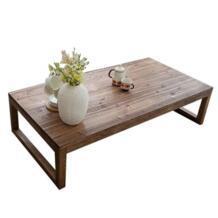 Старинный деревенский винтажный стол для журнального центра сосны деревянный гостиная мебель для чаепития прямоугольник промышленный стол для коктейля дерево DAMEDAI 32831438038