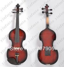 Новый Электрический Скрипки 4/4 silent черный, красный левой рукой правую руку сине-белые ect .. No name 767556236