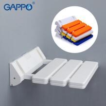 настенный Сиденье для душа Ванная комната кресло для отдыха душ складной сиденье унитаза для ванной табурет для ванной скамейка Gappo 32855828643
