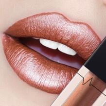 24 цвета Мерцающая помада сексуальный стойкий блеск для губ пигментные тени для век металлическая жидкая помада Maquiagem pudaier 32829881007