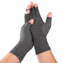Артрит перчатки для бега спортивные Handschoenen боли в спине на открытом воздухе спортивные беговые перчатки Для женщин Ciclismo Бодибилдинг Фитнес перчатки kyncilor 32959436320