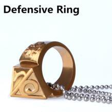 Самозащита кольцо электрошокер продукт выживание кольцо инструмент карманный женское Самозащита кольцо с ожерельем цинковый сплав Дорожный комплект-in Безопасность и выживание from Спорт и развлечения on Aliexpress.com | Alibaba Group Aotu 32536807922