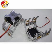 DOIT робот металлический зажим G8 захват роботизированной руки пальцы пальцев Paw механический захват монтажный комплект для рука робота diy радиоуправляемая игрушка деталь Doit.am 32806203779