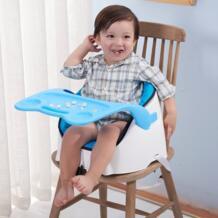 Сидения детский стульчик для кормления Booster портативный детское кресло для кормления детские товары безопасности stoelverhoger sillon bebe No name 32860139657