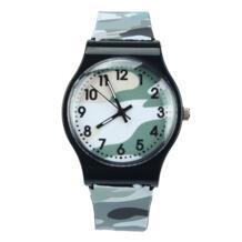 Идеальный подарок камуфляжные детские часы кварцевые наручные часы для девочек мальчиков леверт Прямая поставка July22 OTOKY 32701861342