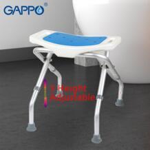 GAPPO настенный душ мест тренер для ванной Регулируемый Туалет складной ванная комната Унитаз сидение для ванны No name 32877960955