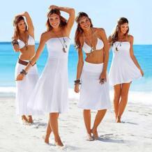 Оптовая продажа Лидер продаж 2019 спички бикини Кабриолет Multi носит бесконечное UPS летние пляжные платья для женщин No name 1291499389