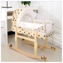 Люльки, кроватки для новорожденных Детские коляски ролик кроватки-качалки Портативный спальные корзины с москитной сеткой ребенка люльки коляски Strolex 32856846825