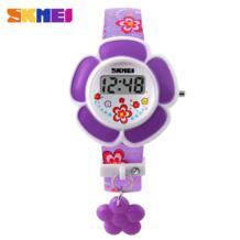 Дети светодиодные электронные цифровые часы детей Обувь для девочек мультфильм моды Повседневное Часы Наручные Часы Relogio feminino Reloj Montre SKMEI 32641331474