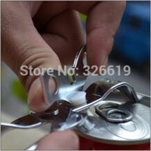 Бесплатная доставка открывалка для консервный нож укомплектованный консервы модная Высококачественная обувь из нержавеющей стали может многофункциональная открывалка консервный нож No name 803950963