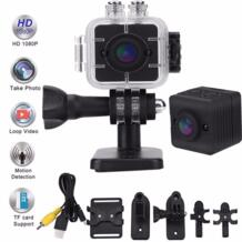 Водонепроницаемый 155 градусов широкоугольный объектив видеокамеры DV видео Регистраторы ИК Ночное видение Камера интеллектуальных мобильных мониторинга Kinganda 32856749363