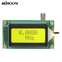 DIY высокая точность и чувствительность 1-500 мГц частотомер счетчик модуль Гц Тестер модуль измерения ЖК-дисплей KKMOON 32825065253