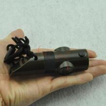 7in1 кемпинг выживания свисток компас термометр лупа из светодиодов фонарик своих открытый инструмент No name 32266245929