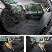 Автомобильные чехлы для сидений для домашних животных 600D Oxford waterproof Back Bench Seat автомобильные аксессуары для интерьера Pet Travel Camping Hammock Mat 137*147 см No name 32841077715