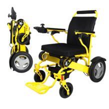 2019 оптовая продажа портативный складной Электрическое Кресло-коляска для инвалидов в наличии, максимальная нагрузка 180 кг No name 33023535735