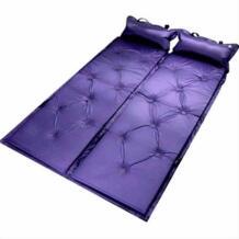 Автомобильный надувной матрас, кемпинг, надувной матрас, сверхлегкий водонепроницаемый надувной матрас для спальных подушечек, пляжных уличных путешествий No name 32880712834
