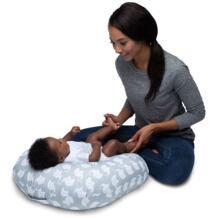 Многофункциональная подушка для ухода за новорожденным младенцем, для кормления грудью, защита головы, регулируемая колыбель для кормления грудью, подушки Boppy для младенцев наматрасник No name 32865247568