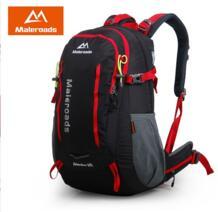 40L водостойкий походный рюкзак camp mochila путешествия рюкзак Альпинизм Восхождение сумка пакет для женщин мужчин Maleroads 32614471106