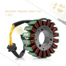 Для Suzuki gsx-r 600 750 GSXR600 GSXR750 Магнето Двигатель катушки Двигатели для автомобиля статора зарядки генератора в сборе 2001-2005 K4 Двигатель цикл Запчасти No name 32854256511