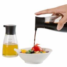 170 мл пищевое стекло управляемый оливковое масло бутылка герметичные соус уксус Диспенсер для салата принадлежности шашлыков кухонная посуда No name 32729553956