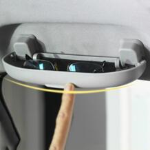 Передние солнцезащитные очки случай фургон украшения для Volvo S60 S90 XC90 S80L V60 V40/Renault Koleos Fluence Latitude Thie2e 32821497511
