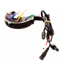 BBS02 BBS02B 48 В 750 Вт обновлен контроллер 3077 Шестерни Сенсор 6 В свет кабель для Mid привода кривошипно conversion Kit BAFANG 32870862059