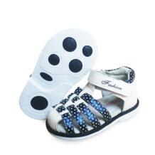 Новые 1 пара Детские кожаные сандалии обувь для девочек, супер качество детская ортопедическая обувь cidodi 32853881218