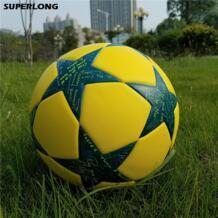 Прочный Лиги чемпионов официальный размер 5 Футбол мяч Материал pu Футбол оборудование Обучение Футбол болы SUPERLONG 32850132545