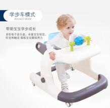 Детские Первые шаги автомобиль малыша тележка сидеть к стоять Walker для малыша раннего обучения Развивающие музыкальные регулируемый ходунки Новый No name 32864421897