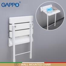 настенный душ сиденье для душа складной стул для душа стул для ванной комнаты стул туалетный Ванна стул для душа Складная скамейка Gappo 32909249565