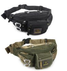 Военная Сумка Поясная Сумка поясная кошелек сумка для Для мужчин wo Для мужчин черный зеленый 6488 No name 32436087975