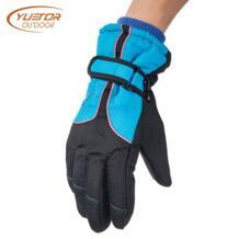 Зимние женские перчатки Сноуборд утолщение теплый водонепроницаемый женские зимние лыжные варежки езда на велосипеде женские зимние лыжные перчатки Hewolf 32838991711