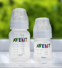 Оригинал AVENT бутылочка для кормления/Детские бутылочка для кормления/бутылочки Avent 9 унц. 260 мл + 4 унц. 125 мл 2 шт./упак. 1 м + No name 32802656739