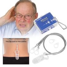 Регулируемая слуховые аппараты противошумные держатель для людей пожилого возраста тон клип помощи полосы Портативный Малый мини-усилитель звука в ухо U4 No name 32894495081