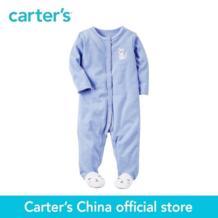 Carter's/1 шт. для маленьких детей Детские хлопковые Snap-Up Sleep & Play 115G270, продается из официального магазина Carter's в Китае No name 32823250386