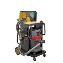 Мобильный сухой пыль пылеудаления Сухой шлифовальный станок Системы 220 В No name 32703545786