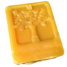 1 шт. Пчеловодство 100% органический 100 г Упаковка натуральный чистый желтый пчелиный воск в таблетках мед косметический класс воском мебель TUBEBEANS 32694532709
