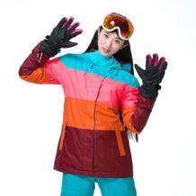 2018 зима новый Для мужчин лыжный костюм супер теплая одежда Лыжный Спорт сноуборд пиджак ветрозащитный Waterproo No name 32919561671