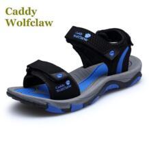 2018 Новый оригинальный бренд Мужская обувь для бассейна анти-скользкие новые летние обувь для пляжного отдыха подростки Аква кроссовки Caddy Wolfclaw 32818619377
